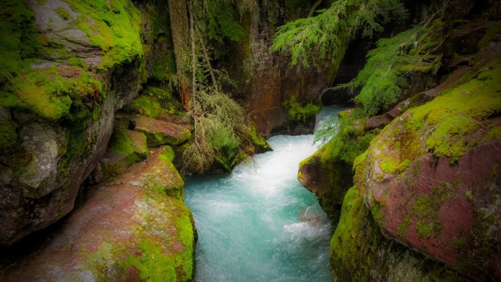 YSEALI Fellowship program Montana Glacier Park river